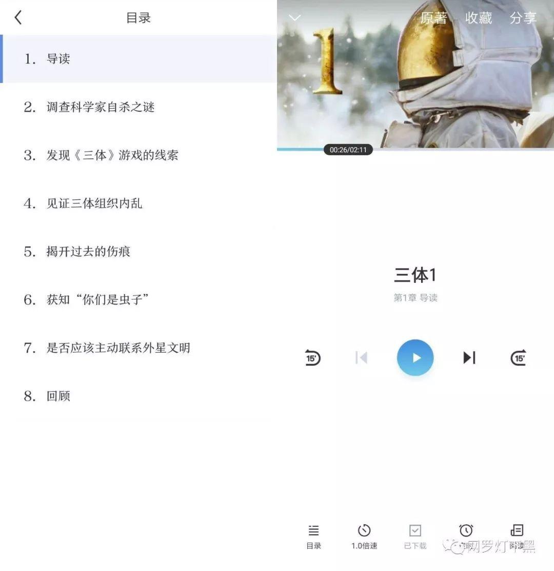 宝藏App:管它什么书,免费听就完事了!