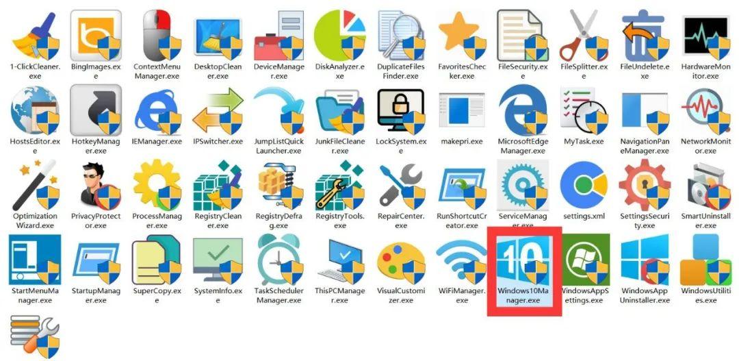 Windows必备新利器:1个小工具,聚合50种功能!
